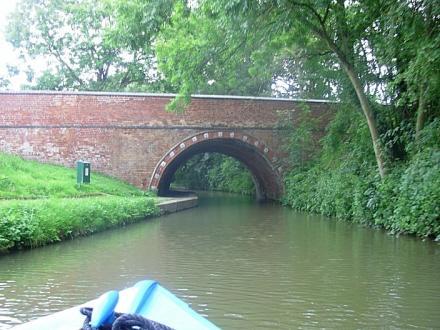 Gallows Hill Bridge No 8 — Gazetteer – CanalPlanAC Stepbridge