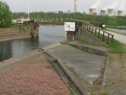 Erewash Canal Jnc with Trent
